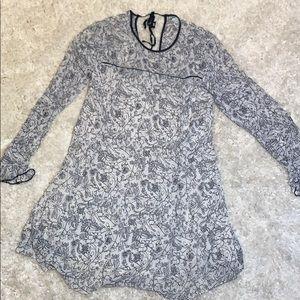 Kimchi Blue dainty pattern dress